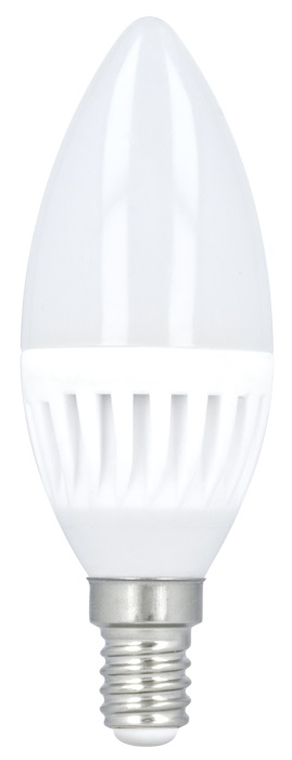 Lampada LED Opalina 220V E14 10W Branco 4000K 900Lm