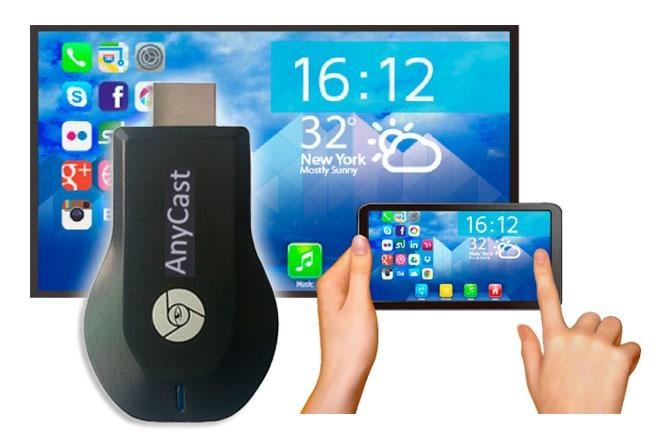 Smart TV WiFi DONGLE ANYCAST