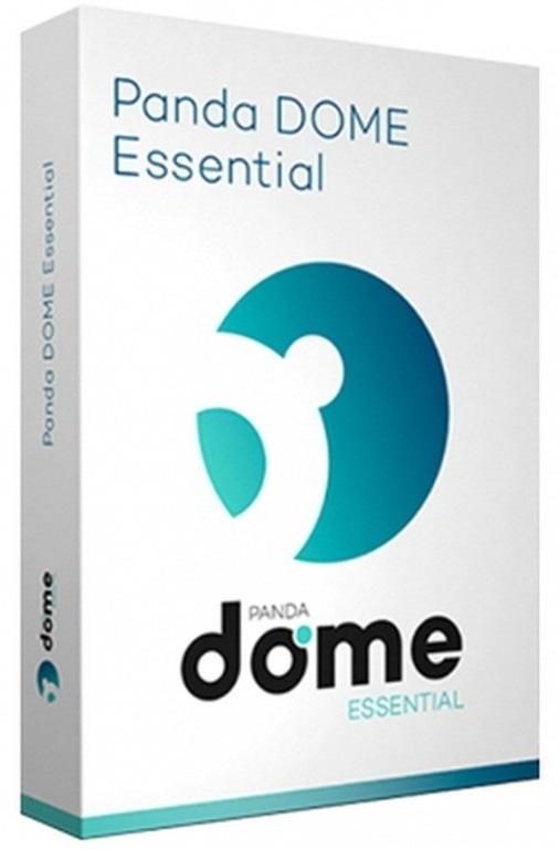 Anti-Vírus Dome Essential (3 Utilizadores) 1 Ano - PANDA