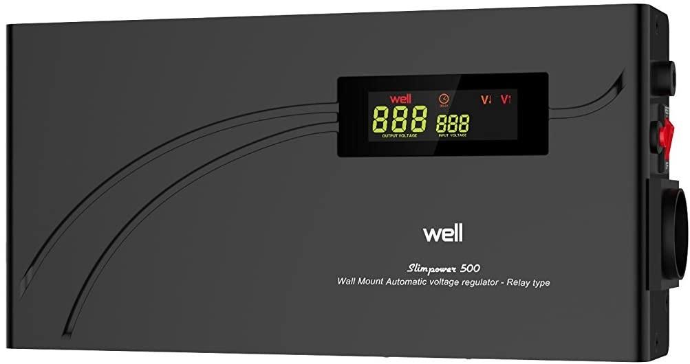 Estabilizador Automático de Tensão 500VA/300W
