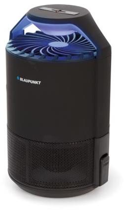 Mata Insectos LED UV c/ Ventoínha + Bandeja USB 5W (até 50 m²) - BLAUPUNKT