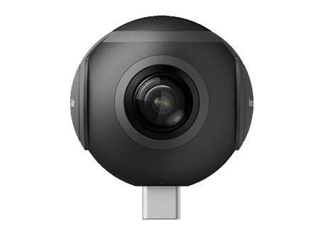 Câmara Air 360º Micro USB p/ Andoid - INSTA360