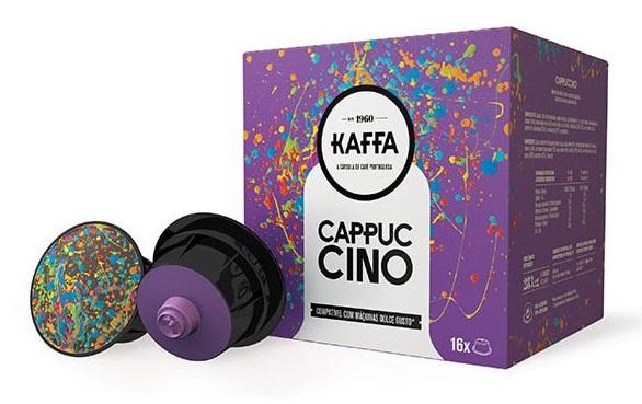Cápsulas Dolce Gusto Kaffa (16 Unidades) Cappuccino