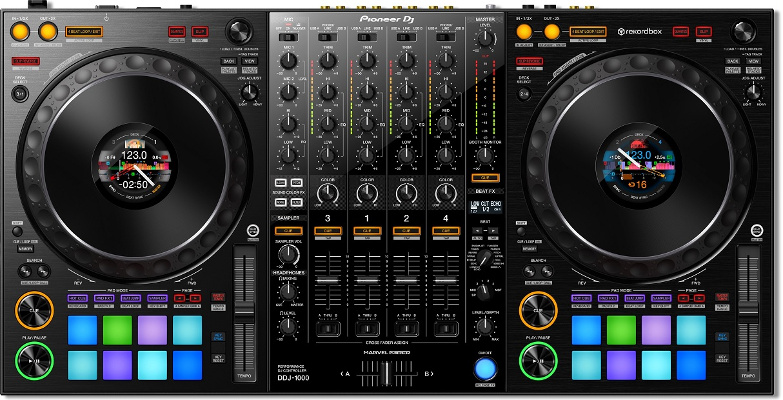 Controlador DJ Profissional REKORDBOX DJ - Pioneer