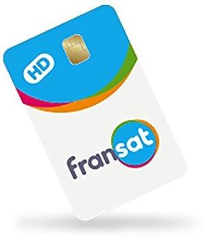 Cartão (PC6) p/ Receptores Franceses FRANSAT