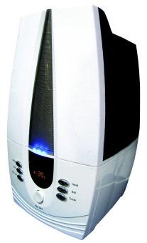 Humidificador Ultrasónico (Vapor Frio e Quente) 7,5 Litros
