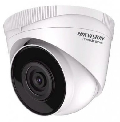 Câmara IP 1/3 2.8 mm 4MP 30m IR + PoE Dual Stream (IP67) - HIK VISION