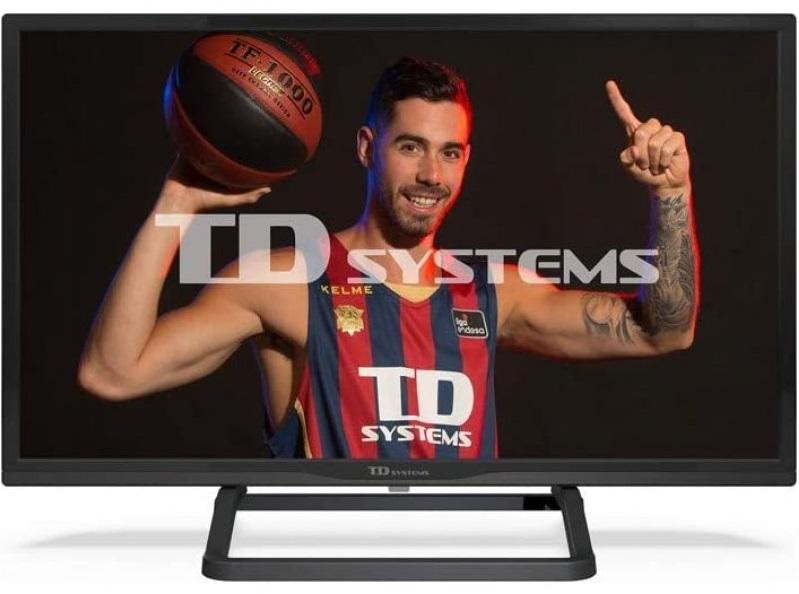 Smart TV 24'' K24DLX11HS HD (CE: A) - TD SYSTEMS