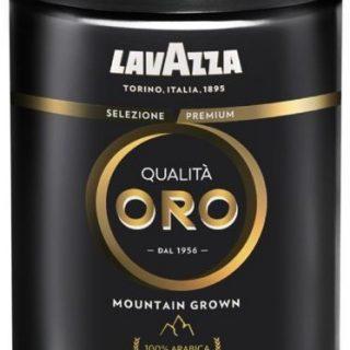 Café Moído Qualita Oro Mountain Grown 250g - LAVAZZA