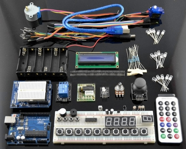 Kit Iniciação Arduino