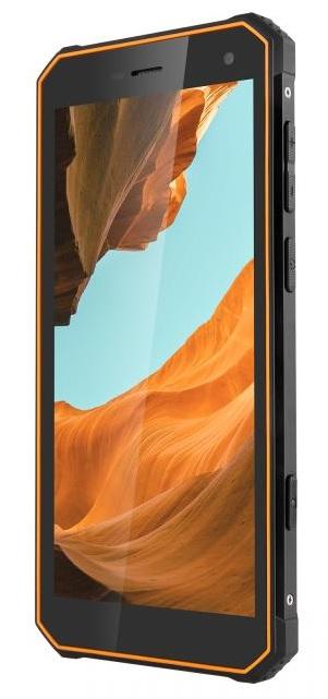 Telemovel Smartphone IP68 DUAL SIM 5,5 HD Quad-Core 3/32GB Android 9.0 (DRIVE 6) - Kruger&Matz