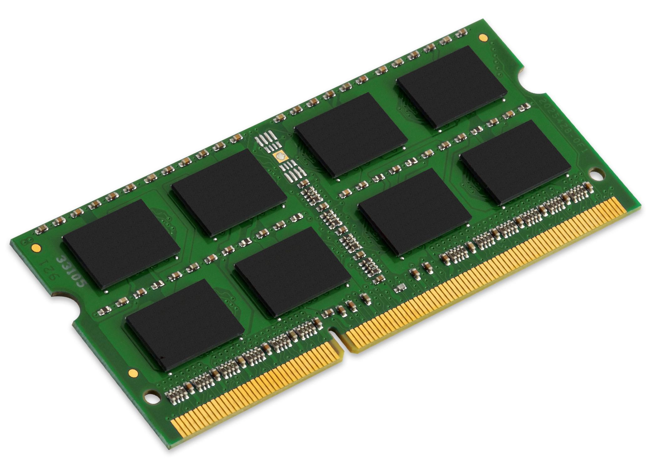 Memória RAM 8GB DDR3 1600MHz - Kingston Technology ValueRAM