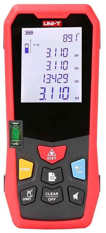 Medidor de Distâncias a Laser 2 (150 mts) - UNI-T