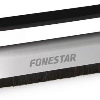 Escova Limpeza em Fibra de Carbono p/ Discos de Vinil - FONESTAR