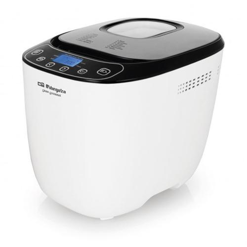 Máquina de Fazer Pão 550W (12 Programas) - ORBEGOZO