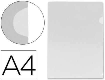 Bolsa Dossier Polipropileno Transparente, Din A4 Cristal