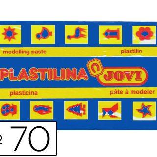 Plasticina Jovi 70 Pequena 50 Gr Azul Escuro