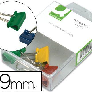 Mola Q-Connec Metalica Reversivel, 19 mm, (6 Unidades)