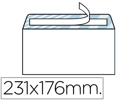 Envelope Quarto 176X231mm S/Janela (500 Unidades)