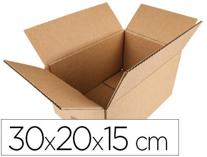 Caixa Q-Connect p/ Embalar Americana Medidas 300X200X150 mm Espessura Cartão 5 mm