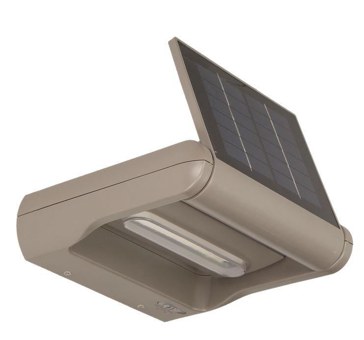 Candeeiro Exterior Solar LED SILIA - ORNO