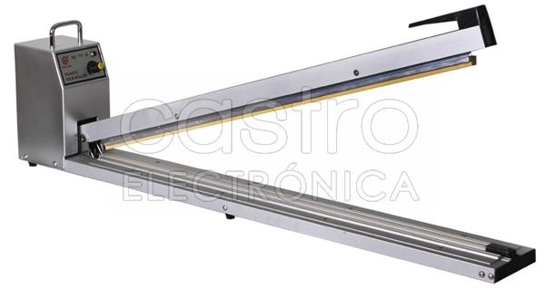 Máquina Profissional p/ Selar Sacos Plástico (80cm)