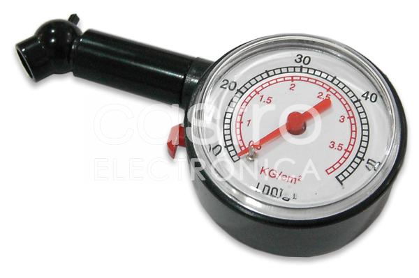 Medidor de Pressão dos Pneus (Analógico) - ALL Ride