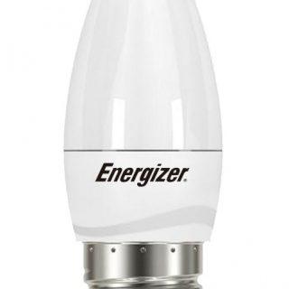 Lâmpada LED E27 5,2W Branco F. 6000K 480Lm - ENERGIZER