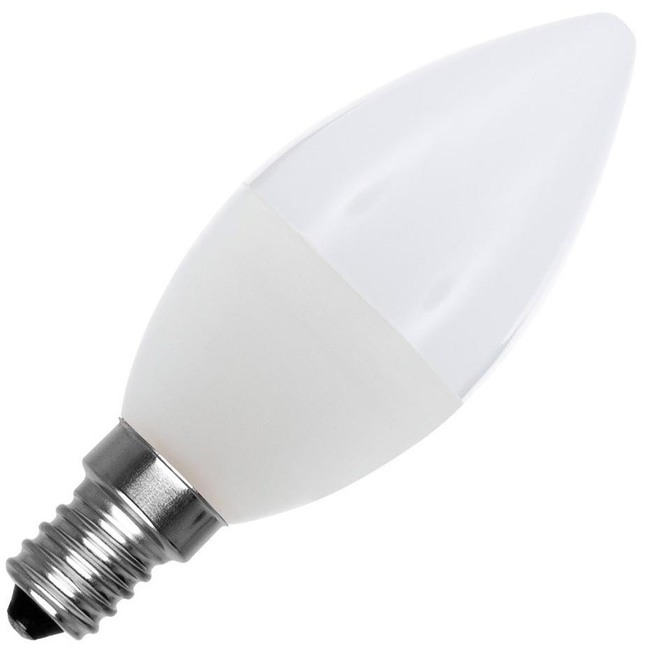 Lâmpada LED E14 5,2W Branco Q. 3000K 470Lm - ENERGIZER