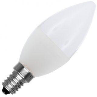 Lâmpada LED E14 5,2W Branco 4000K 480Lm - ENERGIZER