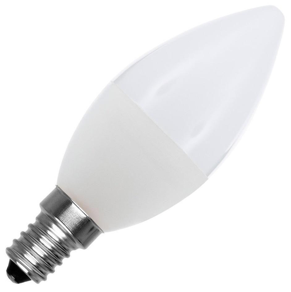 Lâmpada LED E14 5,2W Branco F. 6000K 480Lm - ENERGIZER