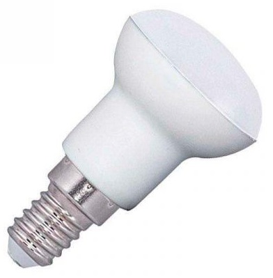 Lâmpada LED E14 R39 4W Branco Q. 3000K 320Lm - ENERGIZER