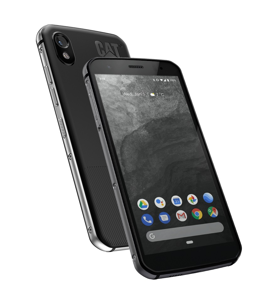 Smartphone S52 5.6 HD+ 4/64GB (Preto) - CAT