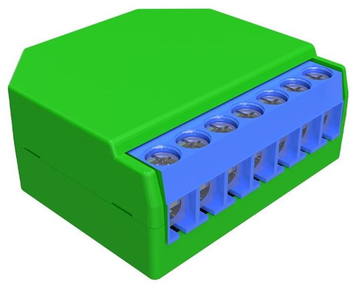 Módulo Controlador Dimmer 2 Inteligente Wi-Fi p/ Iluminação - Shelly Dimmer