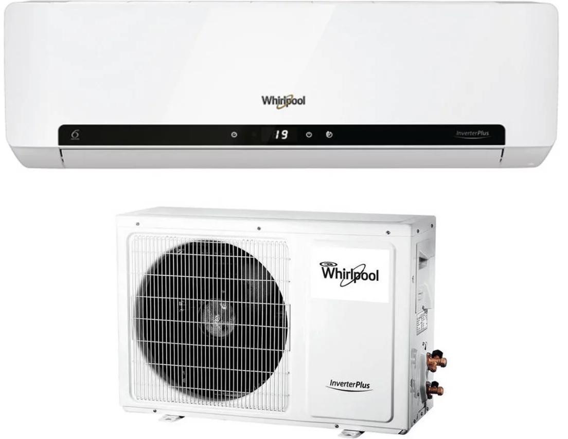 Ar Condicionado 12000 BTU Inverter 6TH Sense A++ (Interior/Exterior) - WHIRLPOOL