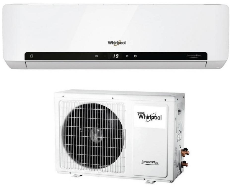Ar Condicionado 18000 BTU Inverter 6TH Sense A++ (Interior/Exterior) - WHIRLPOOL