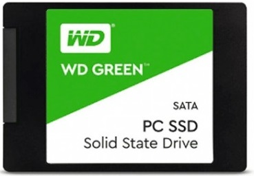 Disco SSD 2.5 WD Green 480GB - WESTERN DIGITAL