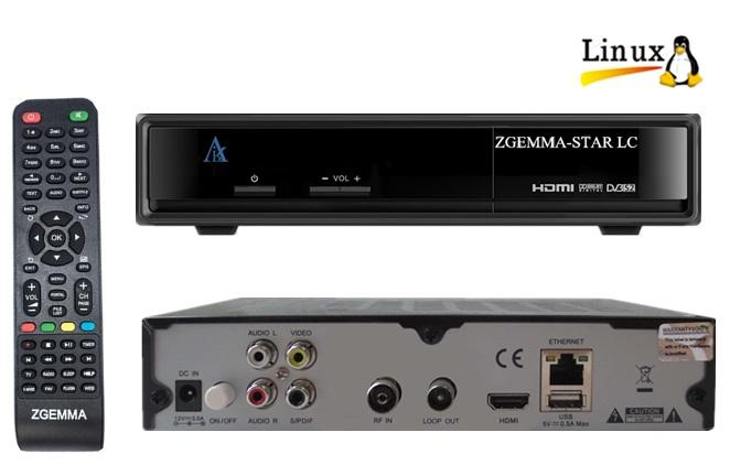 Receptor LC Cabo E2 HD - ZGEMMA