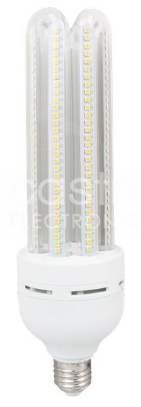 Lampada LED E27 4U 220V 36W Branco F. 6000K 1350Lm