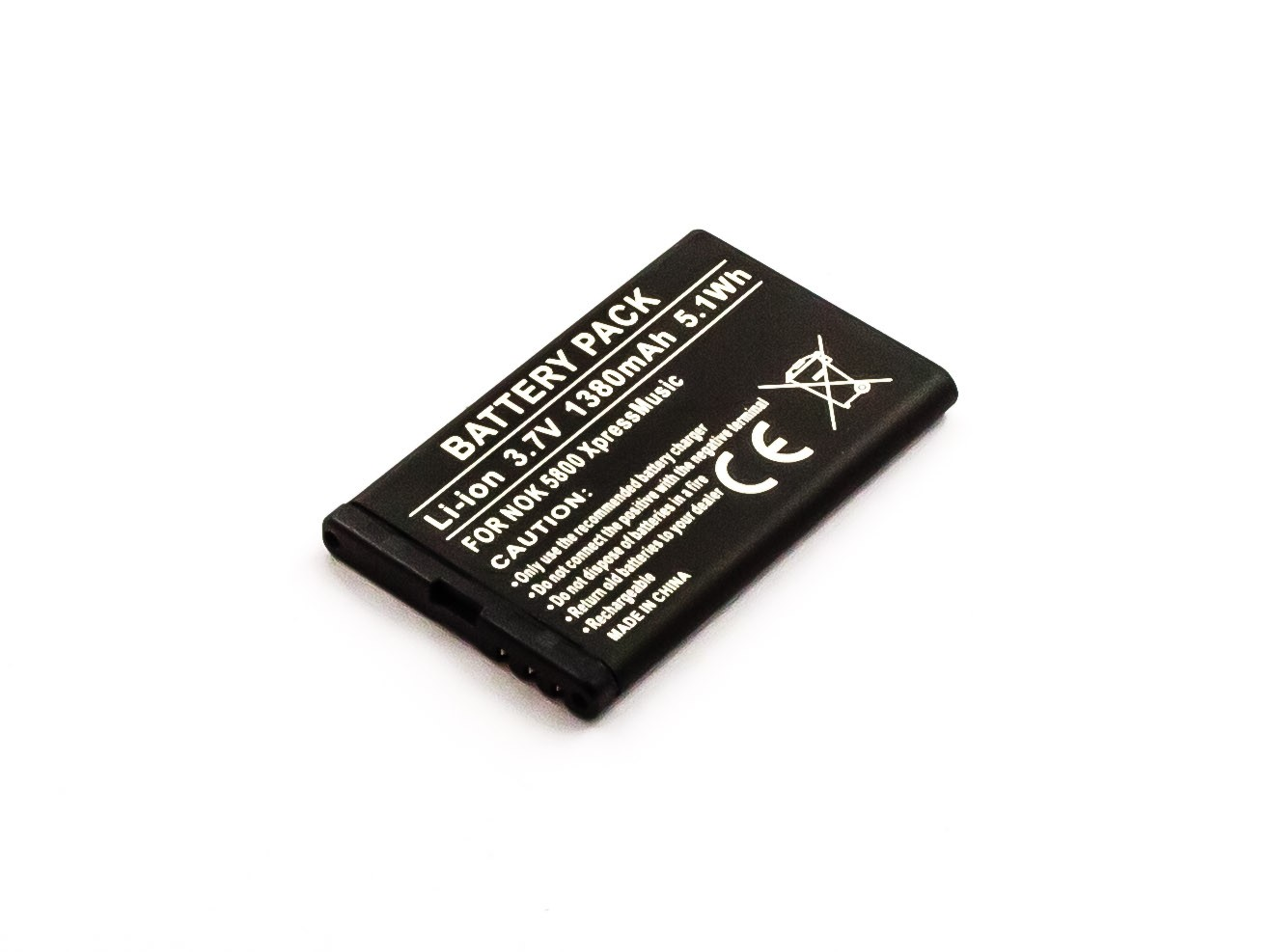 Bateria Compatível BL-5J Nokia (1380mAh)