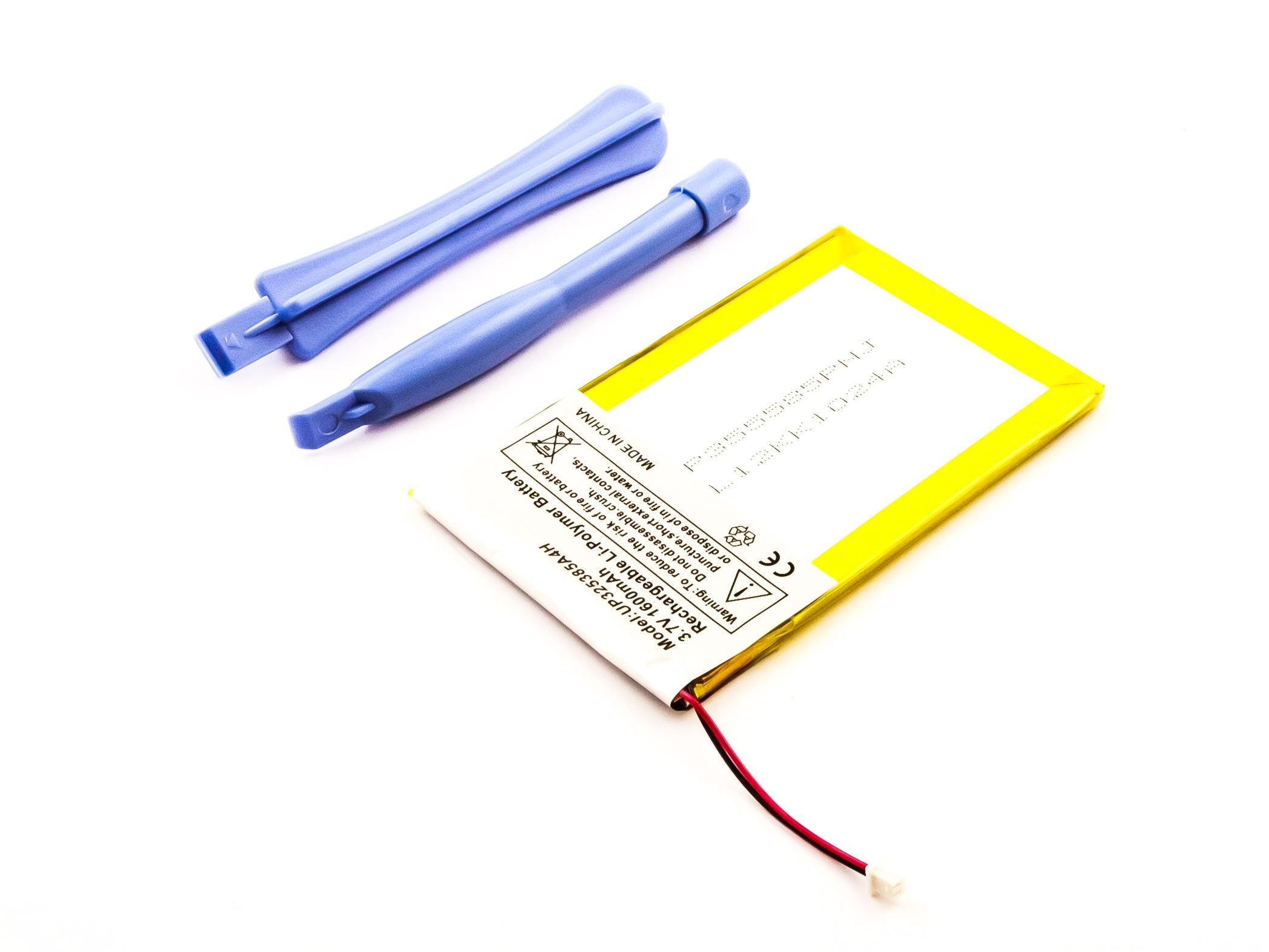 Bateria Compatível iPod 1G, iPod 2G Apple (1600mAh)