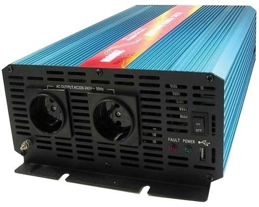 Conversor ONDA PURA 24V -> 220V 2000W