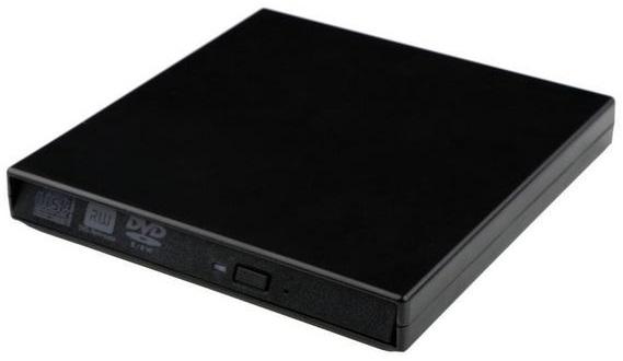 Drive DVD-RW ULTRA-SLIM Externo USB