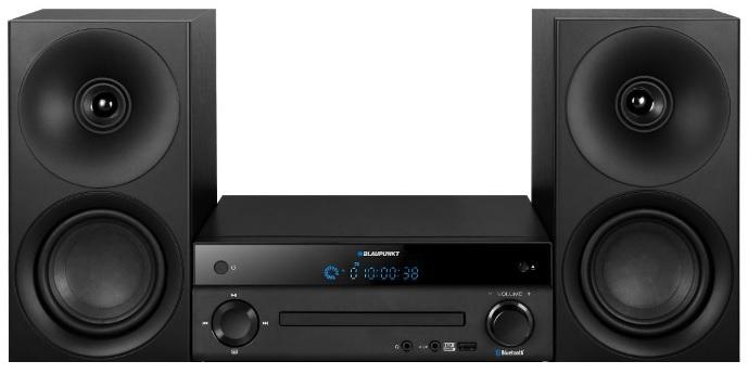 Sistema Hi-Fi 40W (CD-R, USB, MP3, FM, AUX e BLUETOOTH) - BLAUPUNKT