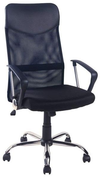 Cadeira de Escritório OF100 (Preto) - MUVIP