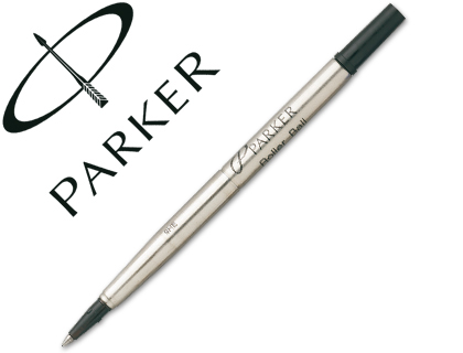 Recarga Marcador Roller Parker0.8 Preto