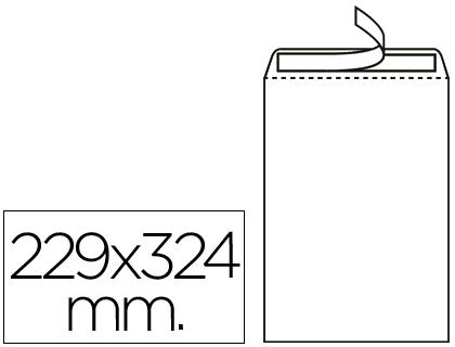 Envelope Bolsa Din A4 C4 229 X 324mm Branco (250 Unidades)