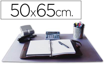 Base Secretaria Q-Connect -Transparente - 500X650 mm