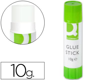 Cola em Baton Q-Connect Embalagem de 10 Gr
