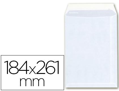 Envelope Bolsa Quarto Prolongado 184 X 261 mm c/ Tira de Silicone (250 Unidades)